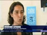 Journal France 3 Euskal Herri Pays Basque 22.08.2012