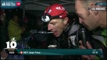 LIVE UTMB  -  km 70 LES Houches. 2012 ULTRATRAILTV