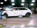 Euro NCAP - 2012 Audi A3 - Çarpışma Testi