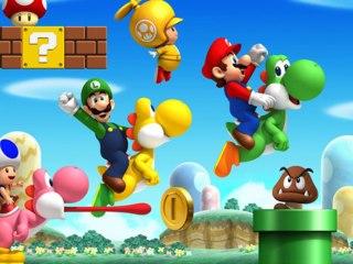 New Super Mario Bros Wii (Video Test Wii)