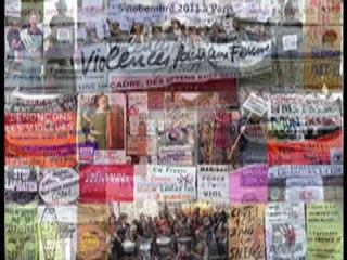 Muriel Salmona - Femmes libres Radio libertaire 30-novembre 2011  -  partie 1