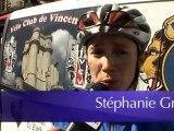 Vincennes 44 Grand Prix de Vincennes & Stéphanie Gros  Vélo Club de Vincennes Journée des associations