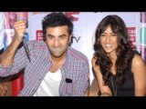 Ranbir Kapoor & Ileana D'Cruz Promotes Barfi! @ Coffee Cafe Day