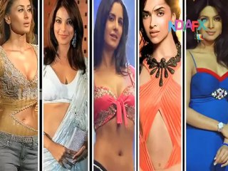 Top 10 Sexy Heroine's of Bollywood