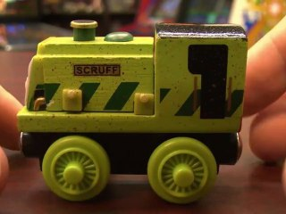 CGR Toys - DIRTY SCRUFF Thomas & Friends review