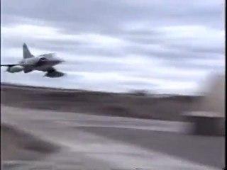 Dassault Mirage 5 - Trop Basse Altitude