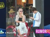 One Direction's Harry Styles Hangs Out With Savannah Phillips — Exclusive