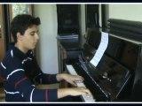 Piyano Resital MİHRİBAN Çocuk Piyanist ile Senfonik Damar Türküler Armonisel Musa Eroğlu Nostalji Treni Türk Halk Müziği Küçük minik Çocuklar Müzisyen Yetenek Mini Minik Ufak Küçük Genç Yetenekler Usta Uzman MüzisyenVirtüöz Yeti Mü Çocuğu Okul Cocuk Yeti
