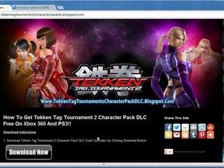 Tekken Tag Tournament 2 Free Download For Pc Tekken Tag