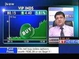 ET Now - Buy VIP Inds, Century Textile : Mitesh Thacker