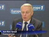 """Ayrault souhaite """"un compromis"""" des partenaires sociaux"""