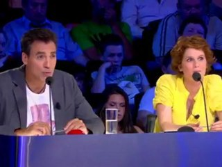 Ugo Farell enchante le jury avec sa voix de castrat
