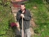 Dalle allée jardin, comment faire une allée jardin avec des dalles