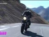 Un tour en moto dans les Alpes, ça vous tente?