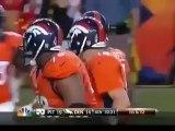 Denver Broncos vs. Pittsburgh Steelers - Peyton Manning 09-0