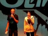33 ALX & Sofi d'ailleurs - Finale - Scène Slam Mons 19-04-2012
