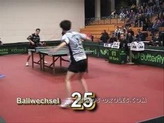 Tennis-de-table fou!