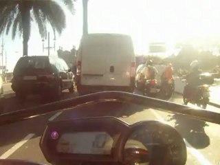Conducción segura de motocicletas: Estadistica de los accidentes de tráfico