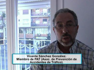 Conducción segura de motocicletas: Entrevista PAT 2ª parte