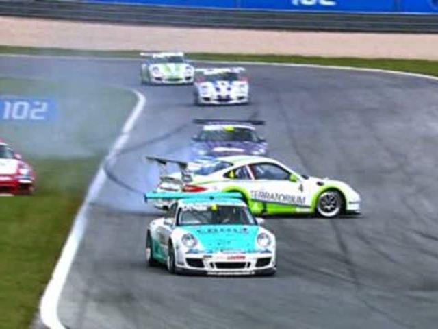 Porsche am Limit – Hautnah beim Porsche-Cup