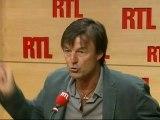 """Nicolas Hulot, président de la Fondation Nicolas Hulot pour la nature et l'homme : """"Sur les enjeux écologiques, c'est au Président de donner le la"""""""