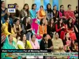 Good Morning Pakistan By Ary Digital - 12th September 2012 - Part 1/4