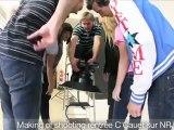 Making of shooting C'Cauet NRJ