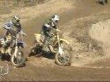 Sport : Découverte du moto cross (Vendée)