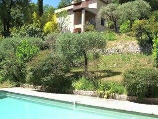 Propriété à vendre Nice Saint Jeannet -  8 pièces de 300 m² - 6 chambres - piscine
