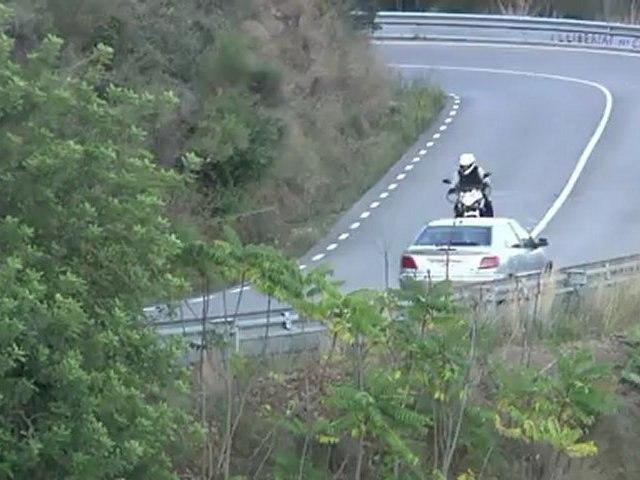 Conducción segura de motocicletas:  Factores de riesgo. La fatiga