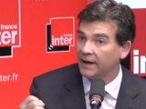 """Pour Montebourg,  le plan PSA n'est """"pas acceptable"""""""
