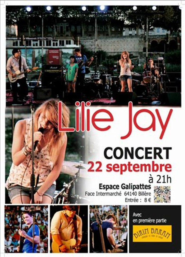 LILIE JAY - Chronique MusicNews NRJ Pyrénées - Sept. 2012
