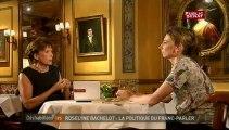 DESHABILLONS-LES,Roselyne Bachelot : la politique du franc-parler