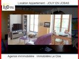 Location Appartement JOUY EN JOSAS 78350 - 52 m2