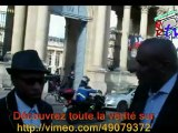 UNE DELEGATION DE CHANGE IN CONGO DE BRUXELLES A PARIS POUR UN MARATHON DE LOBBYING SANS PRECEDENT CONTRE LE SOMMET D'OIF EN RDC
