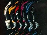 mighty morphin power rangers theme (paul cover)