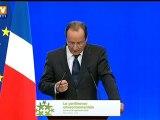 Gaz de schiste : Hollande annonce le rejet de sept demandes de permis