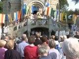 LA PEINIERE 2012 : le pèlerinage de rentrée du diocèse de Rennes, sur le thème du Baptême