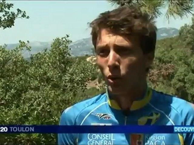 Spiruline et sport sur France 3 septembre 2012
