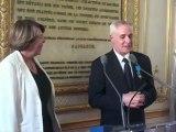 Remise de l'Ordre National du Mérite au Pr. Enrique Cadenas