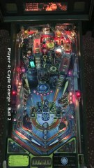 IRON MAN Pinball Machine (Stern 2010) - PAPA 14 Championship Final (Game 2)