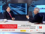 César Vidal entrevista a Guillermo Velarde, catedrático de física nuclear - 16/02/10