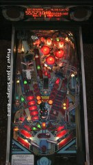 TERMINATOR 2: JUDGMENT DAY Pinball Machine (Williams 1991) - PAPA 14 Championship Final (Game 1)