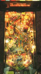 THE SIMPSONS PINBALL PARTY Pinball Machine (Stern 2006) - PAPA video turorial