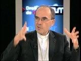 Le Cardinal Barbarin et l'homosexualité...