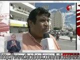 مظاهرة في قفصة اليوم 14/09/2012 احتجاجا على الفيلم المسيء
