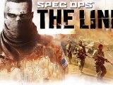 Découverte Spec Ops The Line