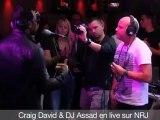 Craig David & DJ Assad en live sur NRJ - Cauet sur Nrj