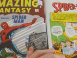 CGR Comics - MARVEL MASTERWORKS: THE AMAZING SPIDER-MAN VOL. 1 comic review