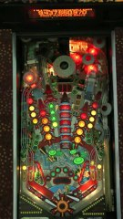 ATTACK FROM MARS Pinball Machine (Midway 1995) - PAPA Video Tutorial